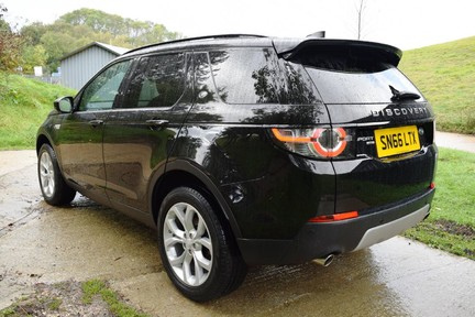 Land Rover Discovery Sport Sport Hse Td4 A 20