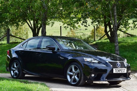 Lexus Is 300H Premier Cvt