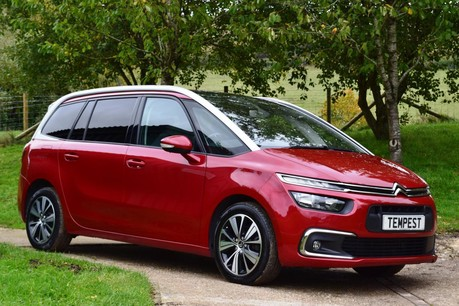 Citroen C4 Grand Picasso Gr Picasso Feel Bluhdi