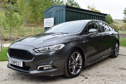 Ford Mondeo St-Line Edition 2