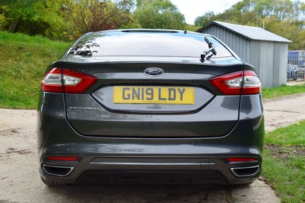 Ford Mondeo St-Line Edition 4