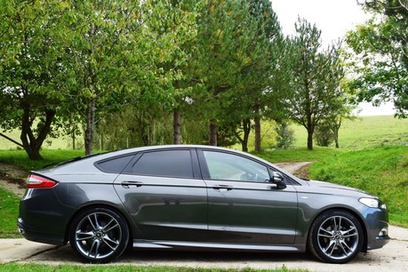 Ford Mondeo St-Line Edition Technical Data