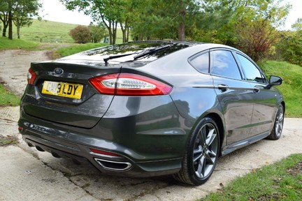 Ford Mondeo St-Line Edition 10