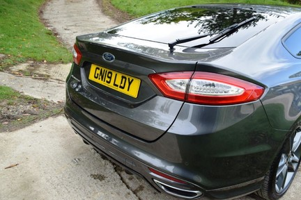 Ford Mondeo St-Line Edition 13