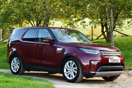 Land Rover Discovery Hse Sd4 Auto 1