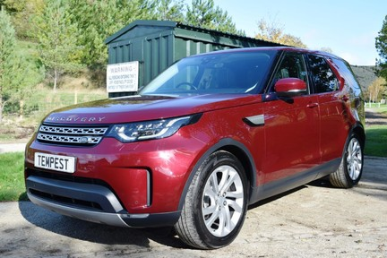 Land Rover Discovery Hse Sd4 Auto 2