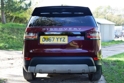Land Rover Discovery Hse Sd4 Auto 4