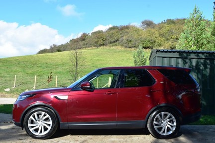 Land Rover Discovery Hse Sd4 Auto 12