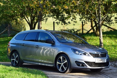 Peugeot 308 Gt Line Sw Hdi Blue S