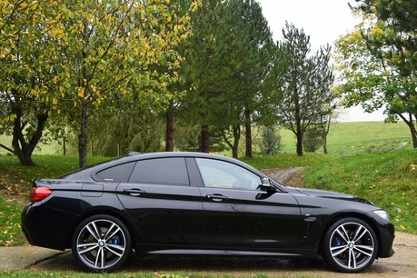 BMW 4 Series Xdrive Grancoupe Msp Technical Data