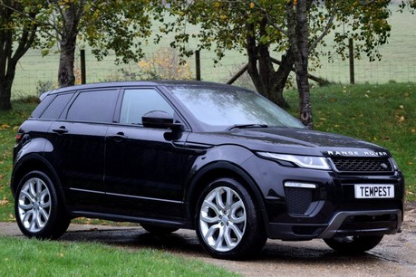 Land Rover Range Rover Evoque Hse Dynamic Luxury
