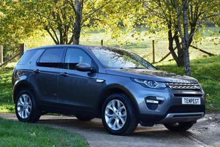 Land Rover Discovery Sport Sport Hse Td4 (7 Seats) 1