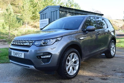 Land Rover Discovery Sport Sport Hse Td4 (7 Seats) 2
