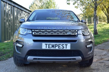 Land Rover Discovery Sport Sport Hse Td4 (7 Seats) 3