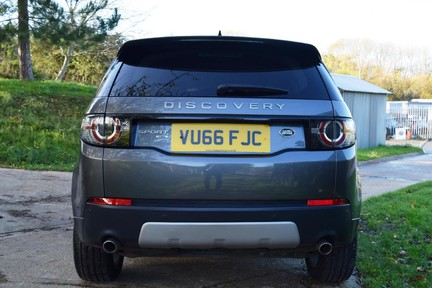 Land Rover Discovery Sport Sport Hse Td4 (7 Seats) 4