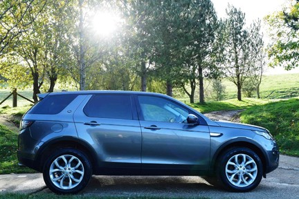Land Rover Discovery Sport Sport Hse Td4 (7 Seats) 5