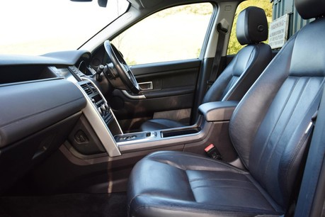 Land Rover Discovery Sport Sport Hse Td4 (7 Seats) Technical Data