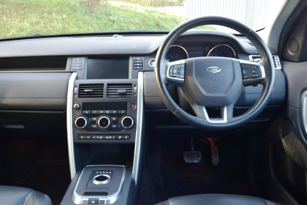 Land Rover Discovery Sport Sport Hse Td4 (7 Seats) 7