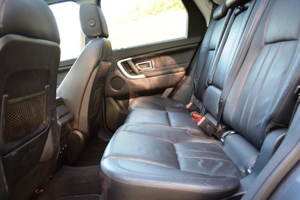Land Rover Discovery Sport Sport Hse Td4 (7 Seats) 9