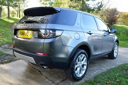 Land Rover Discovery Sport Sport Hse Td4 (7 Seats) 11