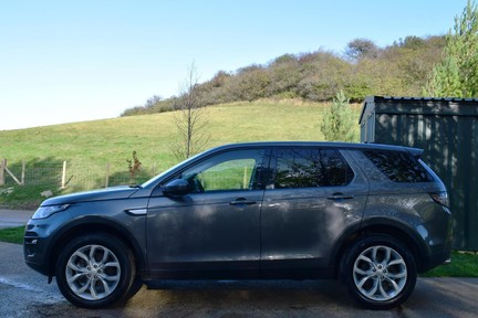 Land Rover Discovery Sport Sport Hse Td4 (7 Seats) 12