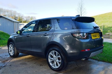Land Rover Discovery Sport Sport Hse Td4 (7 Seats) 13
