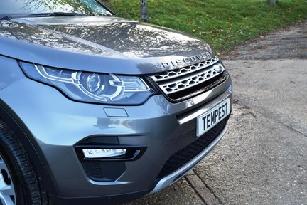 Land Rover Discovery Sport Sport Hse Td4 (7 Seats) 14