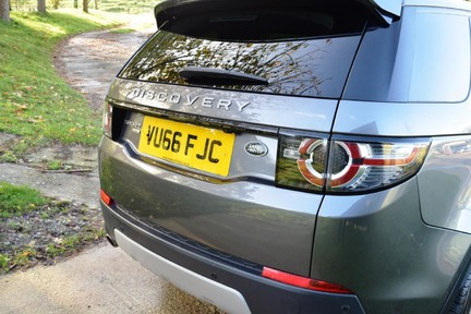 Land Rover Discovery Sport Sport Hse Td4 (7 Seats) 15