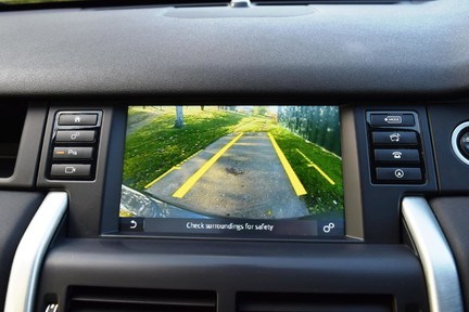 Land Rover Discovery Sport Sport Hse Td4 (7 Seats) 18