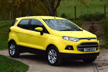 Ford Ecosport Zetec Turbo