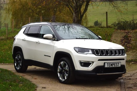 Jeep Compass Limited Multijet