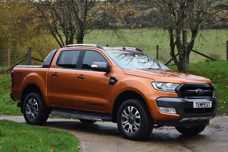 Ford Ranger Wildtrak Tdci 4X4