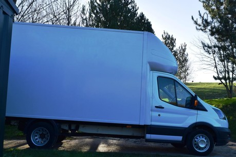 Ford Transit 350 Technical Data