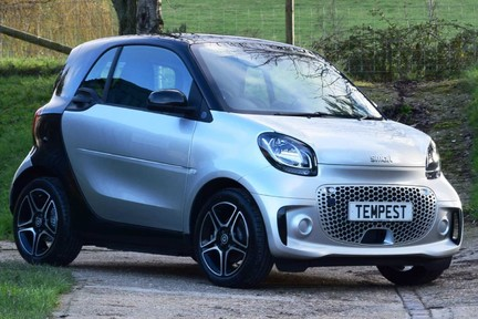 Smart Fortwo Coupe Fortwo Pulse Premium 1
