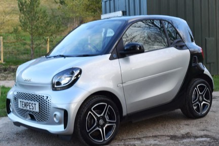 Smart Fortwo Coupe Fortwo Pulse Premium 2
