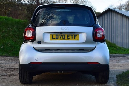 Smart Fortwo Coupe Fortwo Pulse Premium 3