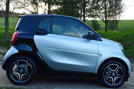 Smart Fortwo Coupe Fortwo Pulse Premium Technical Data
