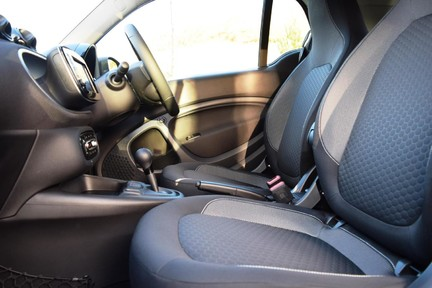 Smart Fortwo Coupe Fortwo Pulse Premium 6