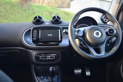 Smart Fortwo Coupe Fortwo Pulse Premium 7