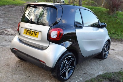 Smart Fortwo Coupe Fortwo Pulse Premium 12