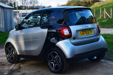 Smart Fortwo Coupe Fortwo Pulse Premium 14