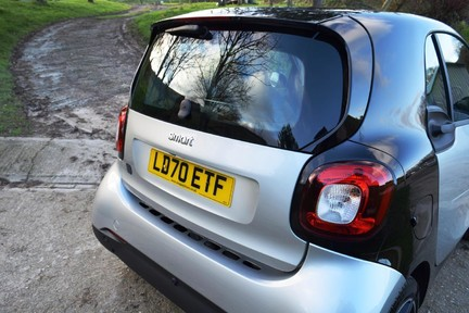 Smart Fortwo Coupe Fortwo Pulse Premium 16
