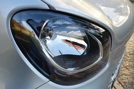 Smart Fortwo Coupe Fortwo Pulse Premium 28