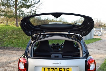 Smart Fortwo Coupe Fortwo Pulse Premium 30