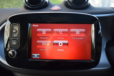 Smart Fortwo Coupe Fortwo Pulse Premium 34