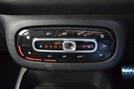 Smart Fortwo Coupe Fortwo Pulse Premium 36