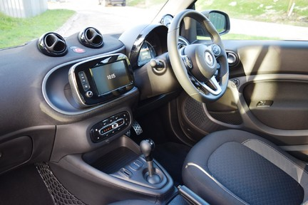 Smart Fortwo Coupe Fortwo Pulse Premium 37
