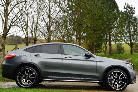 Mercedes-Benz GLC Glc 43 Premium + 4Mat Technical Data