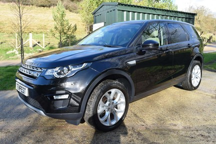 Land Rover Discovery Sport Sport Hse Td4 A 2