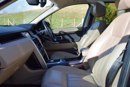 Land Rover Discovery Sport Sport Hse Td4 A 6